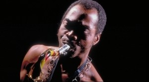 Fela kuti - Original Suffer Head